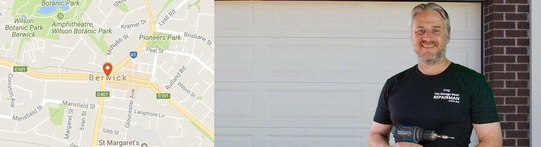 Garage Door Repairs Berwick Vic 3806